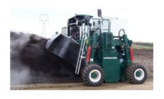 Frontier - Model F-Series - Self-Propelled Compost Windrow Turners