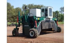 Frontier - Model F-18 4×4 and 4×2 - Wheel Drive Compost Windrow Turners