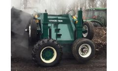 Frontier - Power Assist Compost Windrow Turners
