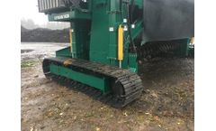Frontier - Track Drive Compost Windrow Turners