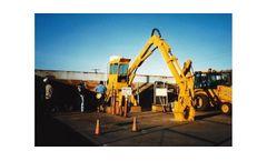 Crane Equipment - Model 215 SW - Sold Waste Machine