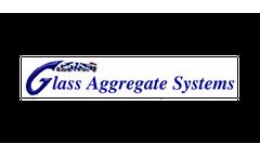 Glass-Aggregate - Model GLS 100 - Full Bottle Process System