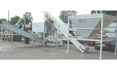 Glass Aggregate - Model H-200 - Recycling Systems