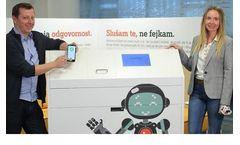 A1 Introduces Smart Communicating Waste Bins in Croatia