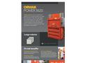 ORWAK POWER 3620 - Product Sheet