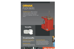 ORWAK - Model FLEX 5031 - Waste Compactors - Brochure