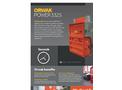ORWAK - Model POWER 3325 - Dynamic Baler - Brochure