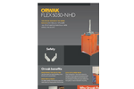 ORWAK - Model FLEX 5030-N HD - Robust and Reliable Compactor - Brochure