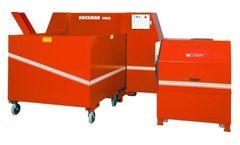 ORWAK - Model Brickman 900K - Automatic Briquetting Machine