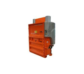 ORWAK - Model POWER 3325 - Dynamic Baler