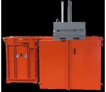 ORWAK - Model MULTI 5070 COMBI - Multi-chamber Balers