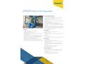 Presona - Model LP 50 EH - Prepress Technology Baler - Datasheet