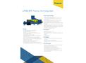 Presona - Model LP 60 VHF - Prepress Technology Baler - Brochure