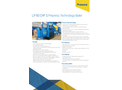 Presona - Model LP 110 CHF S - Prepress Technology Baler - Brochure