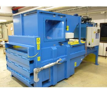 Heavy Duty Stationary Compactor for Rational Waste Handling-1