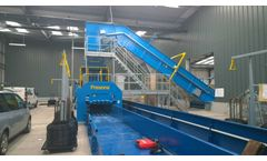 Presona - Waste Conveyor Systems