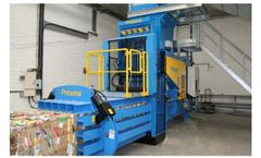 Presona - Model LP 50 EH - Prepress Technology Baler