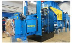 Presona - Model LP 110 CHF S - Prepress Technology Baler