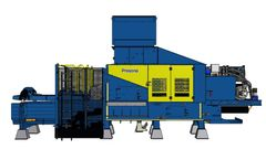 Presona - Model LP 60 VHF - Prepress Technology Baler