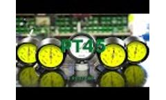PT45 - Reotemp Process Gauge Features - Video