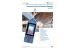 Norsonic - Model Nor150 - Sound and Vibration Analyser Brochure
