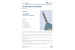 Norsonic - Model Nor1290 - Sound Intensity Probe Brochure