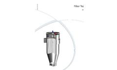 Super Sanitary Filters- Brochure
