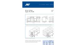 JKF - Model Type PL and PLD - Silo Filter - Brochure