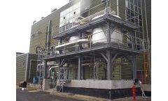 Lesni - Solvent Recovery Plant