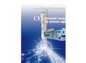 CIX Horizontal Vacuum Filters for Process Applications - Brochure