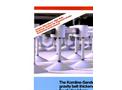 Komline-Sanderson Gravity Belt Thickener for Sludge/Slurry Volume Reduction - Brochure