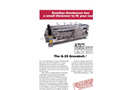 G-25 Gravabelt Gravity Belt Thickener - Brochure