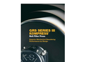 Kompress GRS Series III Belt Filter Press - Brochure