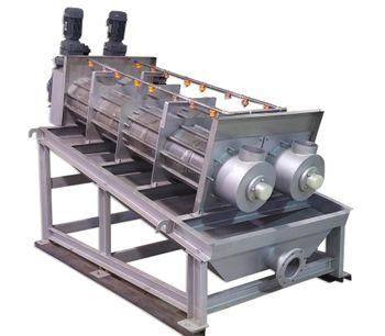 Komline-Sanderson - Multi-Wave Screw Presses