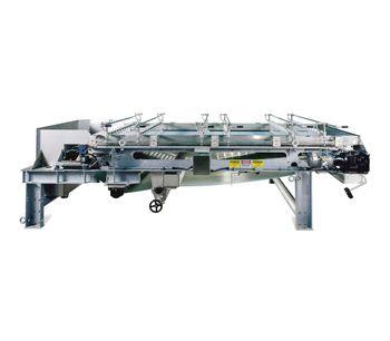 Komline-Sanderson Gravabelt - Gravity Belt Thickener