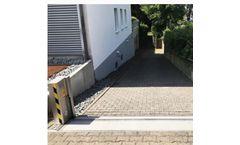 Quatrex - Automatic Doorway Spill and Flood Barrier