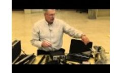 Vertek HT Series Cone Penetration Test Equipment - Video