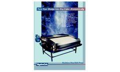 HydroCal - Stainless Steel Belt Press Brochure