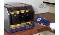 Biochemical oxygen demand measurement in wastewater for municipalities