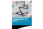 inoLab Multi 9310 IDS Multiparameter Benchtop Meter Brochure