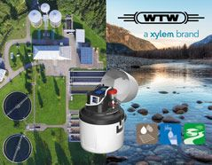 Portable Sampler PB-M for wwtp and surface water applications