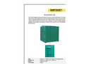 Empteezy - Model C15SK - Chemical Spill Kit Clip Top Bag with Carry Handle- Brochure