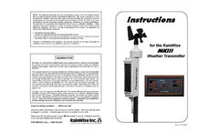 MK-III RTN - Sensor Assembly Instruction Maunal (Angled Panel)