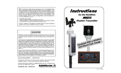 MK-III RTR - Sensor Assembly Instruction Maunal (Angled Panel)