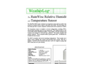 RainWise - RH/TP - Precision Relative Humidity and Temperature - Datasheet