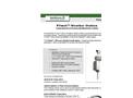 PVmet - Model 100 - Standard Model Solar Panel Monitors - Datasheet