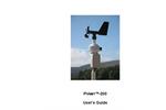 PVmet 200  - Weather Station - User Manual