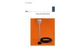Model CV7-E - High Speed Ultrasonic Sensor - Manual