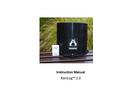 RainLog - Model 2.0 - Rainfall Data Logger - Instruction Manual