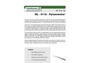 Model ML - 01 Si - Pyranometer Brochure
